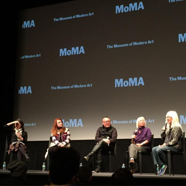 from our MoMA docfortnight qna filmfestival screening of fareastofeden karenfinleyhellip